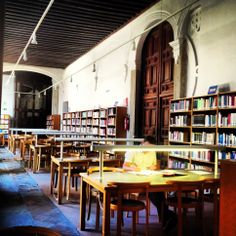 Biblioteca General del Campus de Toledo Claustro de San Pedro Mártir