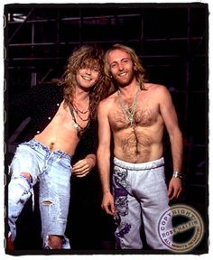 Two fine looking Men:)