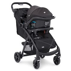 Joie Muze Travel System and Mosquito Net - Universal Black on sale this week! Only £123.99 (originally £199.99)