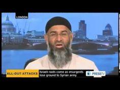 Dr. Kevin Barrett in the debate with a Salafi Sheikh al-Nusra supporter ...
