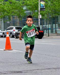 Toronto Challenge 5K 1K 2014   #portrait #racing #runTO #Toronto