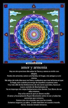 Tratamiento Amor y Armonía - Louise L Hay