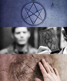 Men of Letters #Supernatural