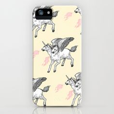 Badass iPhone Case by Andrew Henry - $35.00