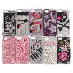 I find excellent products @BornPrettyStore, Luxury Crystal Rhinestones Case Cover for iPh... at USD $6.68. http://www.bornprettystore.com/-p-4733.html