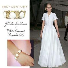 The mid-century bride