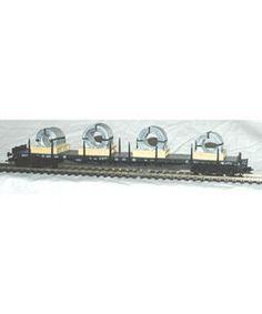 Chooch 7272. Steel coils.