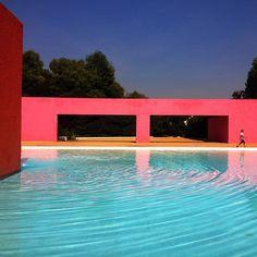 pinkpagodastudio: Luis Barragan--A Master of Light and Color