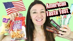 American Candy Taste Test Twizzlers Hersheys and more