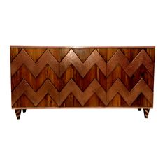 $100k - cannot get over this gorgeous piece of furniture created by my friend Noelle Kadar, featured on House of Things. Stunning! (CHEVRON CREDENZA by #NOELLEKADAR from #HouseofThings.)