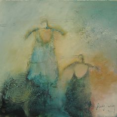 Two dresses...judy thorley