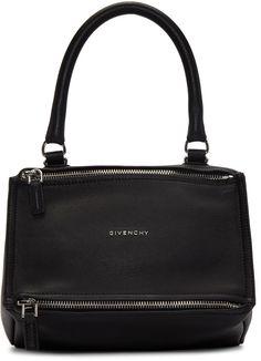 cbb8a529ee46 Givenchy Black Small Pandora Bag Givenchy Pandora Small