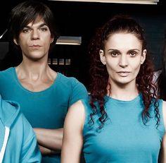 Wentworth: Maxine & Bea Smith    Season 3