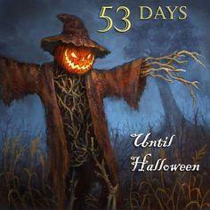 53 Days until Halloween