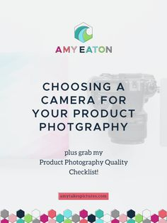 Do you wonder how to choose the right camera for your product photos? Learn how to Choose A Camera For Your Product Photography for your Etsy or Handmade products Photoshop Effects, Photoshop Tips, Photoshop Design, Photoshop For Photographers, Photoshop Photography, Photography Tips, Advanced Photography, Photoshop Tutorial, Amy