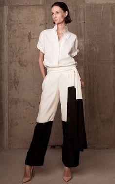 Rosie Assoulin  Trunkshow Look 13 on Moda Operandi