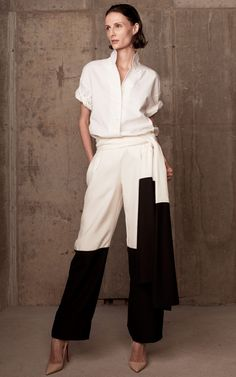 Rosie Assoulin Resort 2014 Trunkshow Look 13 on Moda Operandi