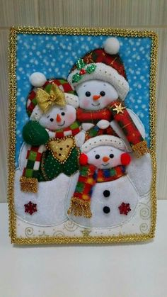 Felt Christmas, All Things Christmas, Christmas Time, Christmas Wreaths, Christmas Decorations, Christmas Ornaments, Holiday Crafts, Holiday Decor, Xmas Stockings