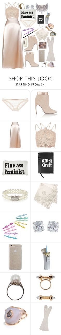 """""""Bottoms Up: Happy Hour 6"""" by brahski ❤ liked on Polyvore featuring Mimi Holliday by Damaris, Sergio Rossi, Christopher Kane, River Island, Married to the Mob, M&S, Balcony and Bed, Tiffany & Co., Case-Mate and Visol"""