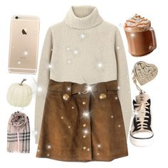 """""""2k17 ● fall tendance """" by faanciella on Polyvore featuring Proenza Schouler, Gucci, Louis Vuitton, Chanel and Burberry"""