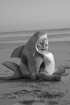 Shark baby!