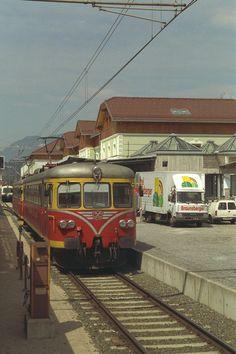 Arlberg bahn (Bludenz - Montafon-train) - Photo by Petka. Mbs, Cali, Train, Memories, Photography, Memoirs, Souvenirs, Photograph, Fotografie