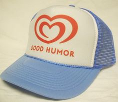 66d8f7c53c9 Good Humor ice cream Trucker Hat - Products