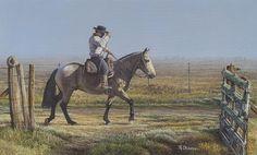 AC - Tranquera Abierta Arte Country, Country Life, Cowboy Girl, Black Cowboys, American Frontier, Rio Grande Do Sul, Old West, Western Art, Horse Art