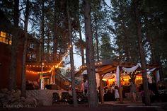 Flagstaff Backyard Woods Wedding - Cameron & Kelly Studio #flagstaff #woods #wedding #photographer #backyard