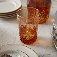 Renaissance Pressed 14 oz. Glass