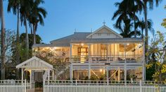 Rockhampton's stunning renovation — Courier Mail Hot And Humid, Queenslander, Australian Homes, Exterior, House Design, Mansions, Architecture, Tiny Houses, House Styles