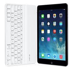 Logitech ultradunne toetsenbordhoes voor iPad Air - Apple Store (Nederland)