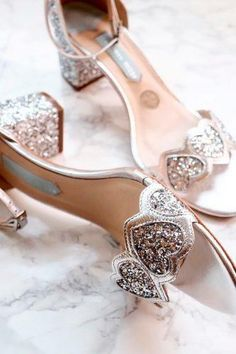 Pretty Nude Wedding Shoes To Wear With Any Dress ★ sparkle low heels nude wedding shoes charlotte mills Source by kclightning shoes Small Heel Wedding Shoes, Sparkle Wedding Shoes, Unique Wedding Shoes, Beach Wedding Shoes, White Wedding Shoes, Sparkle Shoes, Bridal Shoes, Dress Wedding, Unique Weddings