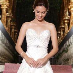 De Lanquez Gowns Spring Range 2015 Asaria Gown