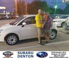 #HappyBirthday to Bill Kovach from Everyone at Huffines Subaru Denton!