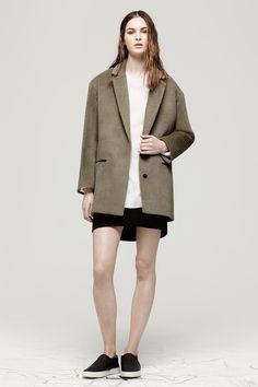 Sigrid Coat | rag & bone