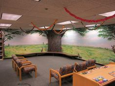 Storytime area