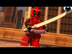 LEGO Marvel's Avengers - Sokovia 100% Guide (All Collectibles) - YouTube