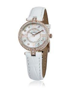 Reichenbach Reloj de cuarzo Woman Gillion Blanco 28 mm