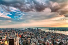 Take NYC Sightseeing to New Heights with the Views at 5 Top NYC Sights: Introduction
