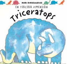 Hawcock, David    Una divertida forma de introducir a los niños en el conocimiento de los cuatro dinosaurios más populares. ¿Qué comían los dinosaurios? ¿Cuánto pesaban? El pequeño lector encontrará las respuestas a estas preguntas y más en este fantástico libro en tercera dimensión. Después de leerlo, el niño puede convertir a cada uno de estos libros en un juguete. Sólo tiene que desdoblar las solapas y armarlo para obtener un dinosaurio de más de 40 centímetros de largo. ¿Cuánto pesaba un…