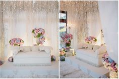 This would be absolutely gorgeous for the 'bersanding' ceremony!