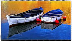 Twa' Boats by Andrew's Images 2011 #EasyNip