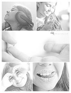 """""""Five Senses"""" Photography Assignment...would love to figure out a way to incorporate it into class!!"""