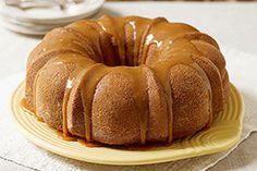 Moist Caramel Apple Cake Kraft Foods, Kraft Recipes, Easy Apple Cake, Apple Cake Recipes, Dessert Recipes, Apple Pie, Banana Recipes, Fall Desserts, Just Desserts
