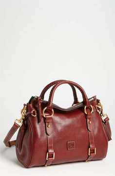 Dooney & Bourke Small Satchel available at #Nordstrom