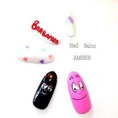 バーバパパ / Nail Salon AMBER (Nail Salon AMBER) のネイル