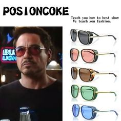 73e74fc2e4 2013 IRON MAN 3 Matsuda RAY Same Model 3023 TONY Sunglasses Designer Brand  Sun glasses Men Sports Eyewear Cool Aviators +package  2.51 - 11.51