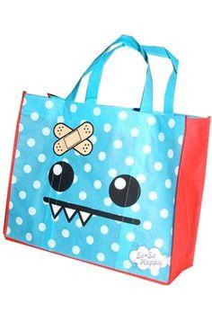 So So Happy - Ozzie Tote Bag