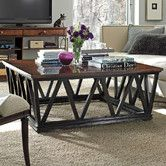 Found it at Wayfair - Stanley Avalon Heights Empire Coffee Table